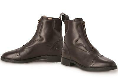 Tredstep Giotto Front Zip Brown 37/4