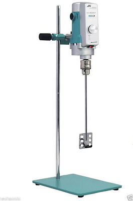New Electric Lab Mixer Mixing Homogenizer AM200S-P 40L 100-1800rpm 220V my#