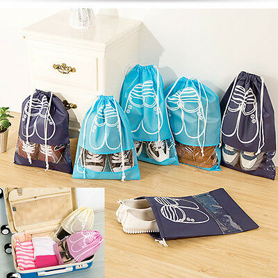 1/10Pcs Waterproof Clothes Storage Packing Travel Luggage Organizer Bag Pouch
