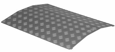 Lightweight Aluminium threshold ramp. Ideal for Wheelchair / Mobility Scooter.