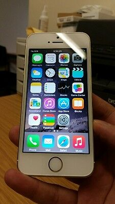 Apple iPhone 5S Grade A Condition 16 GB Factory Unlocked UK