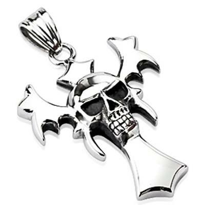 Coolbodyart Unisex Pendant Necklace Made of Stainless Steel Stainless Steel