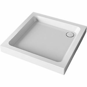 Mira Flight 800 x 800 shower tray