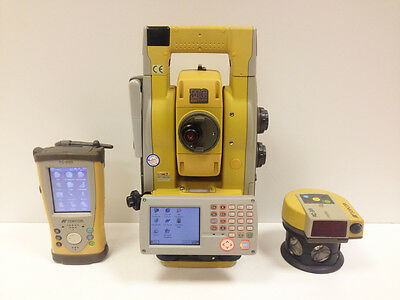 Topcon GPT-9003A Robotic Total Station Machine Control XTrac + FC-250 Price +VAT