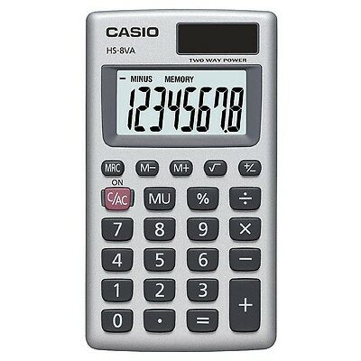 Casio Basic 8-Digit Calculator 1 ea