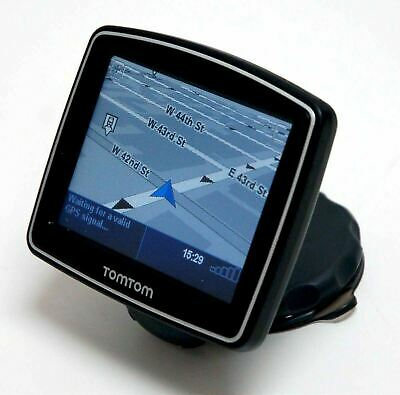 TOMTOM GO 50 Portable GPS Car Vehicle U.S.A. Navigation Voice ...