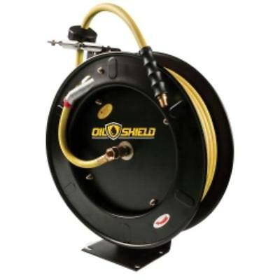 "K Tool International KTI71003 Blubird Hd Air Hose Reel 3/8"" X 50'"