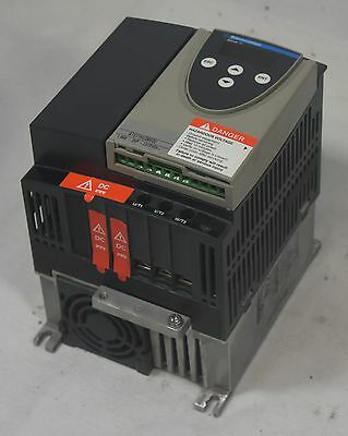 Telemecanique ATV11HU29M3U Variable Frequency AC Drive 1.5kW 2HP 208V 3 phase