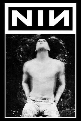 "Nine Inch NailsPoster Trent Reznor Poster  24"" x 36"" Free US Shipping NIN"