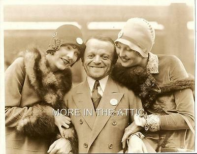Hal Roach Star Thelma Todd With Bernard Gorcey Not Leo Ook Orig Candid Still