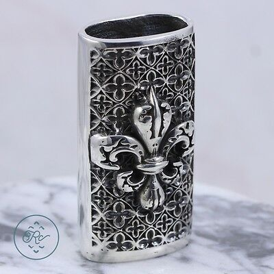 Sterling Silver - KING BABY STUDIO Relic - Lighter Cover