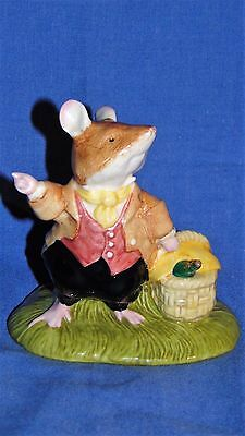 "Royal Doulton Brambly Hedge ""lord Woodmouse"" Dbh31"