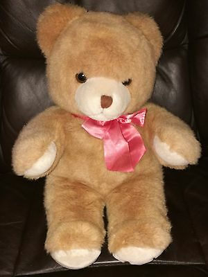 Large Harrods Bear 1991 Foot Dated - 25th Birthday