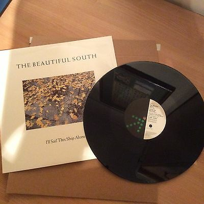 "The Beautiful South - I'll Sail This Ship Alone 12"" Single"