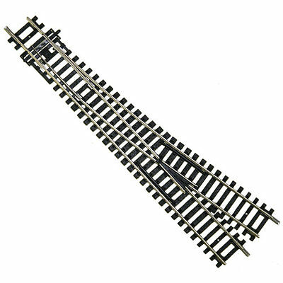 HORNBY Track Single 1x R8077 Left Hand Express Point