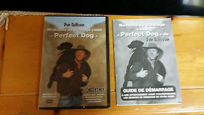 FRENCH VERSION DON SULLIVAN's SECRETS TO TRAINING THE PERFECT DOG 2-DISC DVD SET