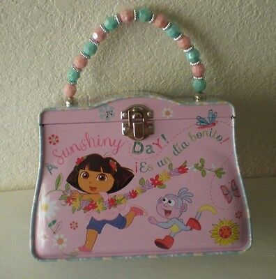 Dora the Explorer Classic Purse with Beaded Handle by The Tin Box Company #1