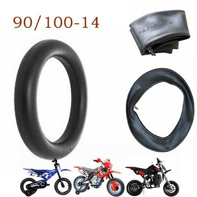 2pcs  90/100-14 Inch Rear Back Tube Wheel 125cc 140cc 150cc Pro Pit Dirt Bike AU