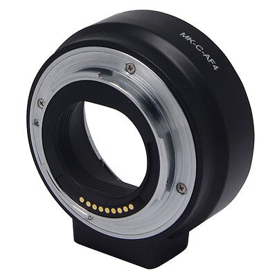 Meike Auto Focus Adapter Extension  Tube for Canon EF-S lens to EOS M EF-M Mount