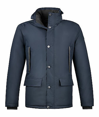 Cavallo Men's Functional Jacket Homer dark teal windscreen Men's jacket petrol