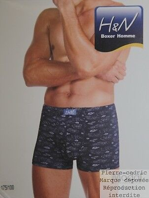 Set of 6 Boxers Mens printed stretch Nice price Pierre-cedric