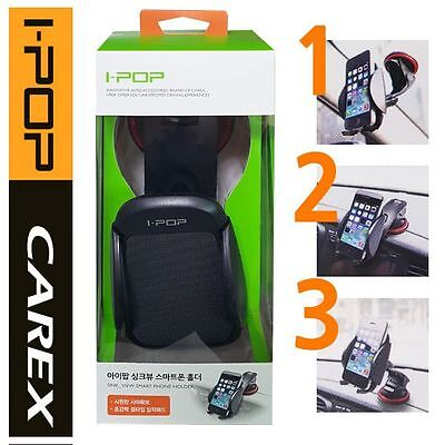 X 3 different modes car smartphone cradle All models