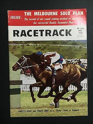 Racetrack Magazine May 1969