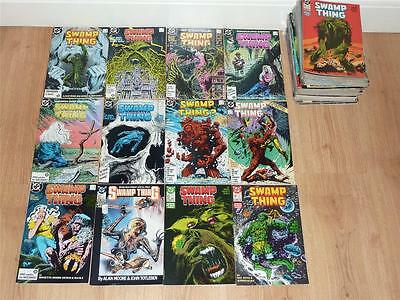 Swamp Thing 2nd Series #51 to 141 + 2 Anns - DC 1986 - 60 Comics