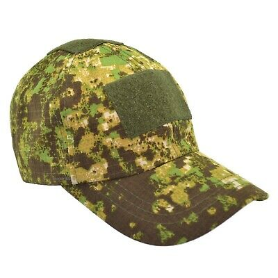Russian Operator Tactical Baseball Cap Hat Greenzone (Jungle) Giena Tactics
