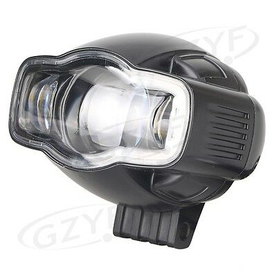 20W Motorcycle HeadLight LED Fog Spot Light Lamp Spotlight 2000LM Bright