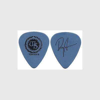 Whitesnake Doug Aldrich authentic 2003 tour Guitar Pick