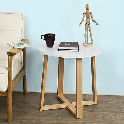 SoBuy® Wood Side Table End Table Coffee Table Lamp Table, FBT36-WN,UK