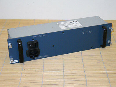 Cisco PWR-2700-AC/4 2700W AC Power Supply f. Catalyst C6504-E 6504-E 7604 Router