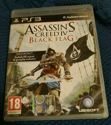 Assasin's creed black flags ps3 ita