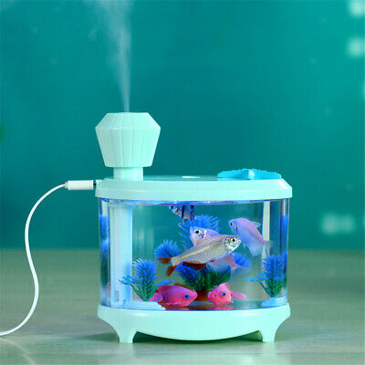 Various Shape Air Humidifier Ultrasonic Steam Aroma Vaporiser Diffuser Purifier