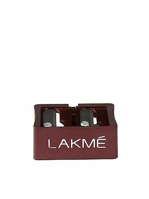 Lakme Dual Sharpener Eye Pencil Sharpener COLLECTION Precisely Sharpens