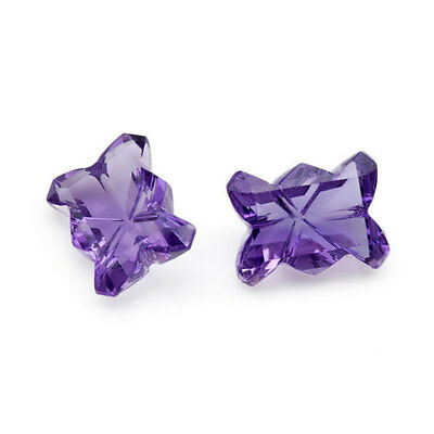 1.56 Ctw Carved Natural Amethyst- 1 Piece