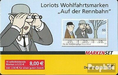 FRD (FR.Germany) MH83 (complete.issue.) fine used / cancelled 2011 Motives of Lo