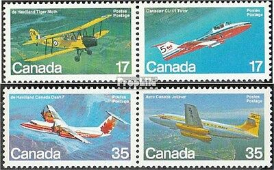 Canada 814-817 Couples (complete.issue.) unmounted mint / never hinged 1981 Airc