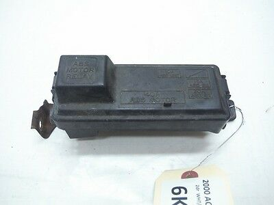 2000 acura integra ls coupe a/t abs relay fuse box oem 1996 1997 1998