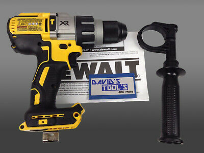 New DeWalt DCD996B  20V MAX  Lithium Ion Brushless 3-Speed Hammer Drill