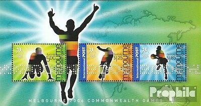 Australia block59 (complete.issue.) unmounted mint / never hinged 2006 Sports