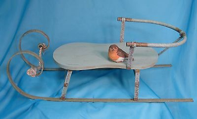 Marjolein Bastin Nature's Sketchbook Display Sled with Bird
