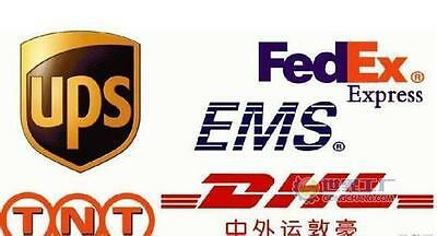 Freight forwarding service for worldwide with 50 discount of FEDEX UPS DHL EMS