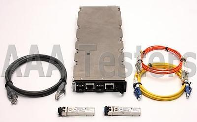 EXFO FTB-8510 Packet Blazer Network Test Module For FTB-400 FTB-8510-2 FTB 8510