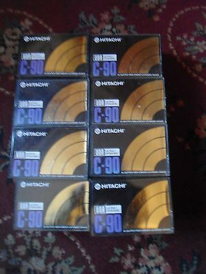 31 Hitachi Udr Ultra Dynamic C-90 Used Blank Cassette Tapes Rare Price For Each