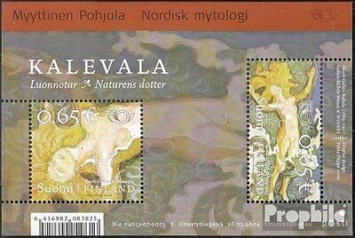 Finland Block33 (complete.issue.) unmounted mint / never hinged 2004 Nordic Myth