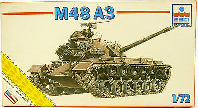 ESCI 8326 | M48 A3 Patton | 1:72