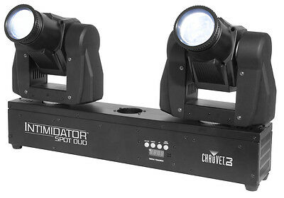 "CHAUVET DJ ""Intimidator Spot Duo"" Doppel LED-Movinghead"