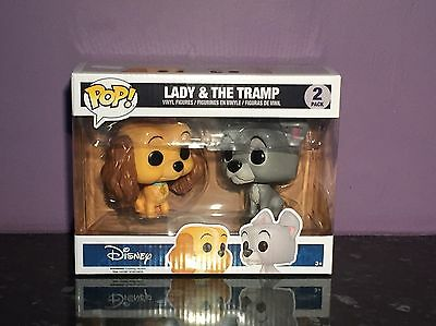 Funko Pop Disney Lady And The Tramp PRE ORDER